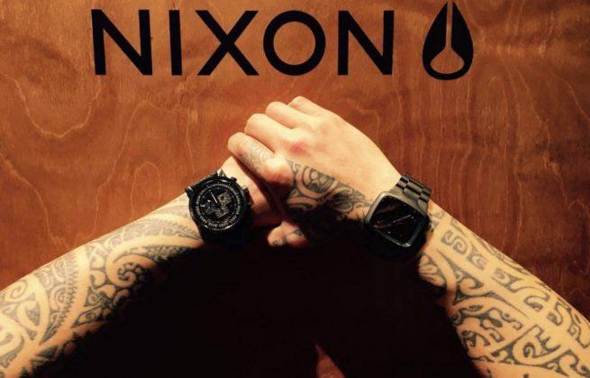 La marque NIXON vue par JO