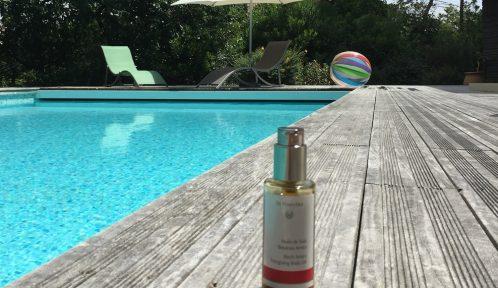 J'ai testé l'huile de massage Dr Hauschka : magique !