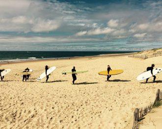 Urban Break #2 Surf, Yoga & Feel Good, du 14 au 16 octobre à Hossegor
