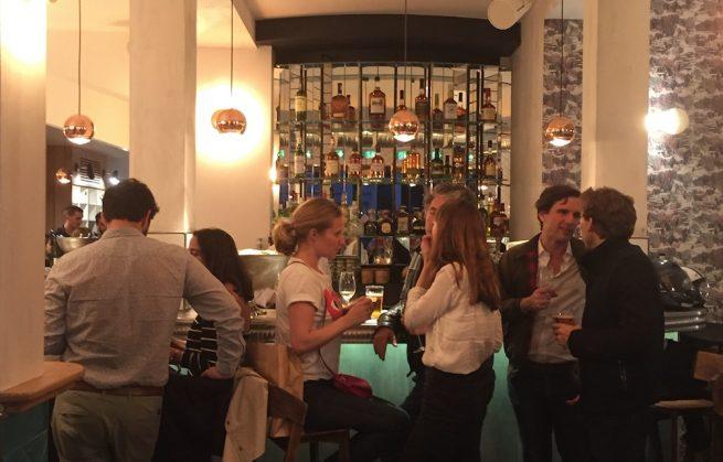 Le bar à huîtres ISTR : une perle !