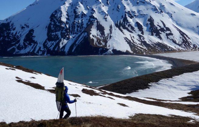 Patagonia, marque engagée, racontée par l'aventurière Léa Brassy