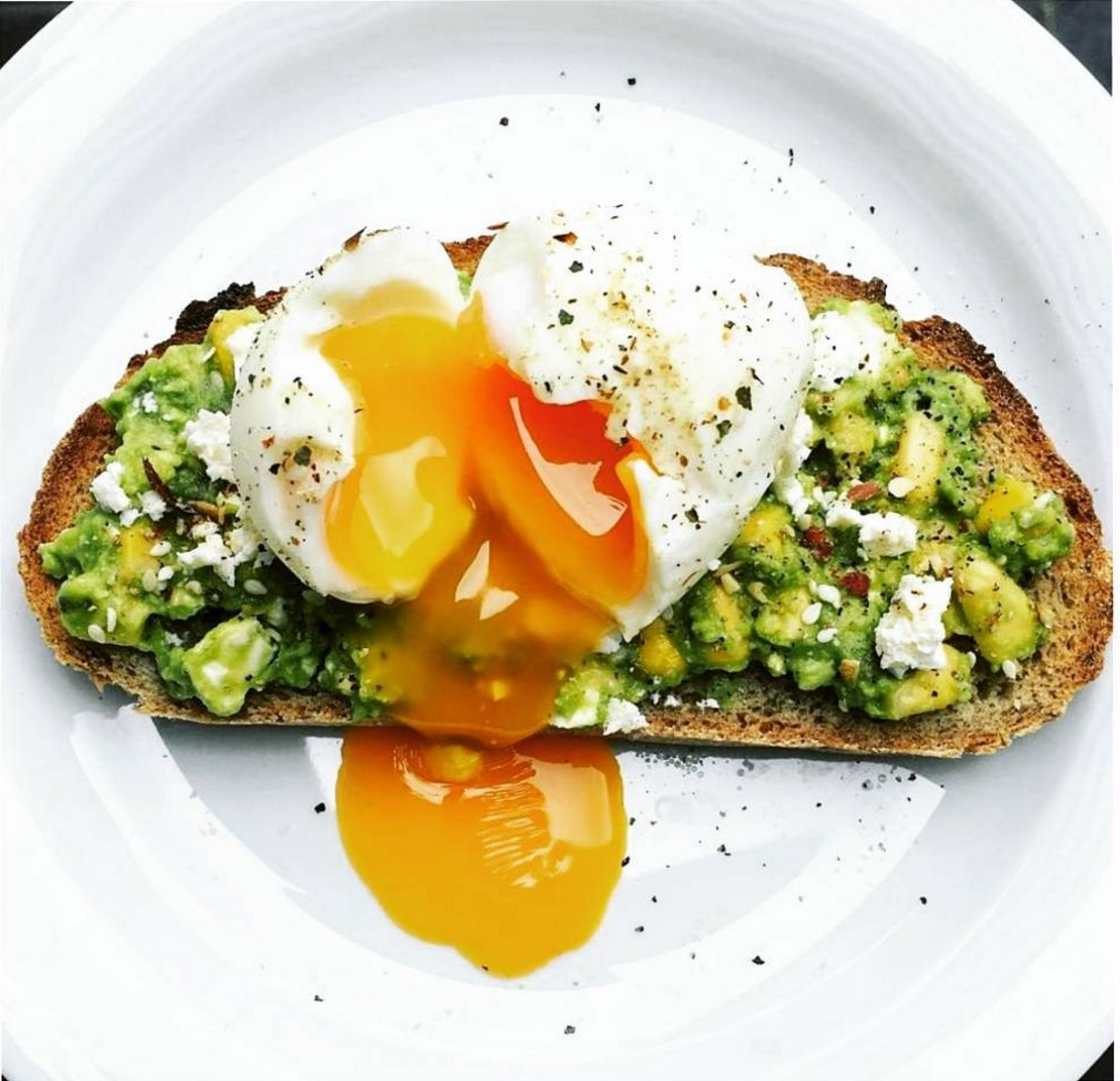 La recette Feel Good de Marc : tartine avocat