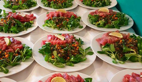 La recette Feel Good de Marc : salade de lentilles énergisante