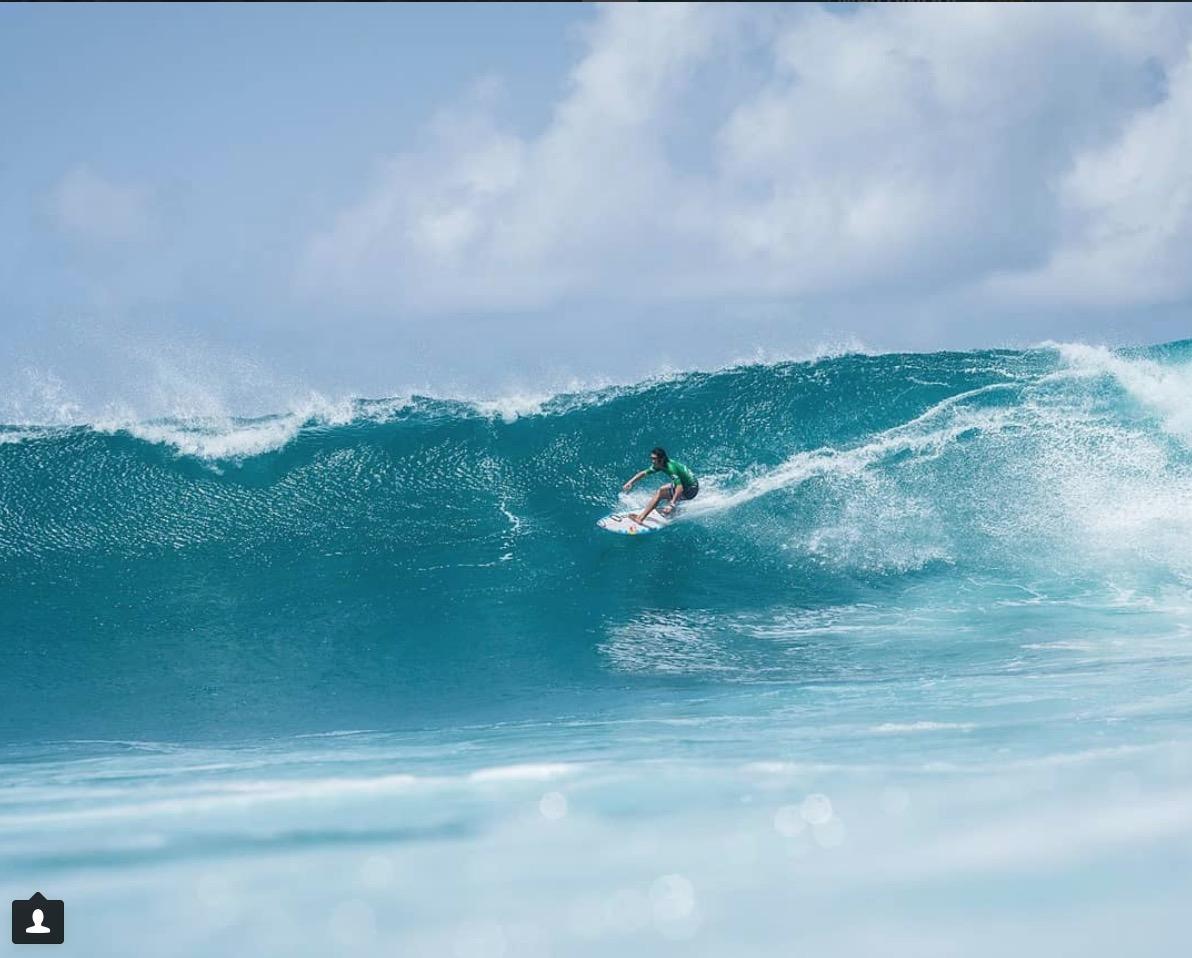 Evénement : le Martinique Surf Pro WSL du 17 au 24 mars 2018