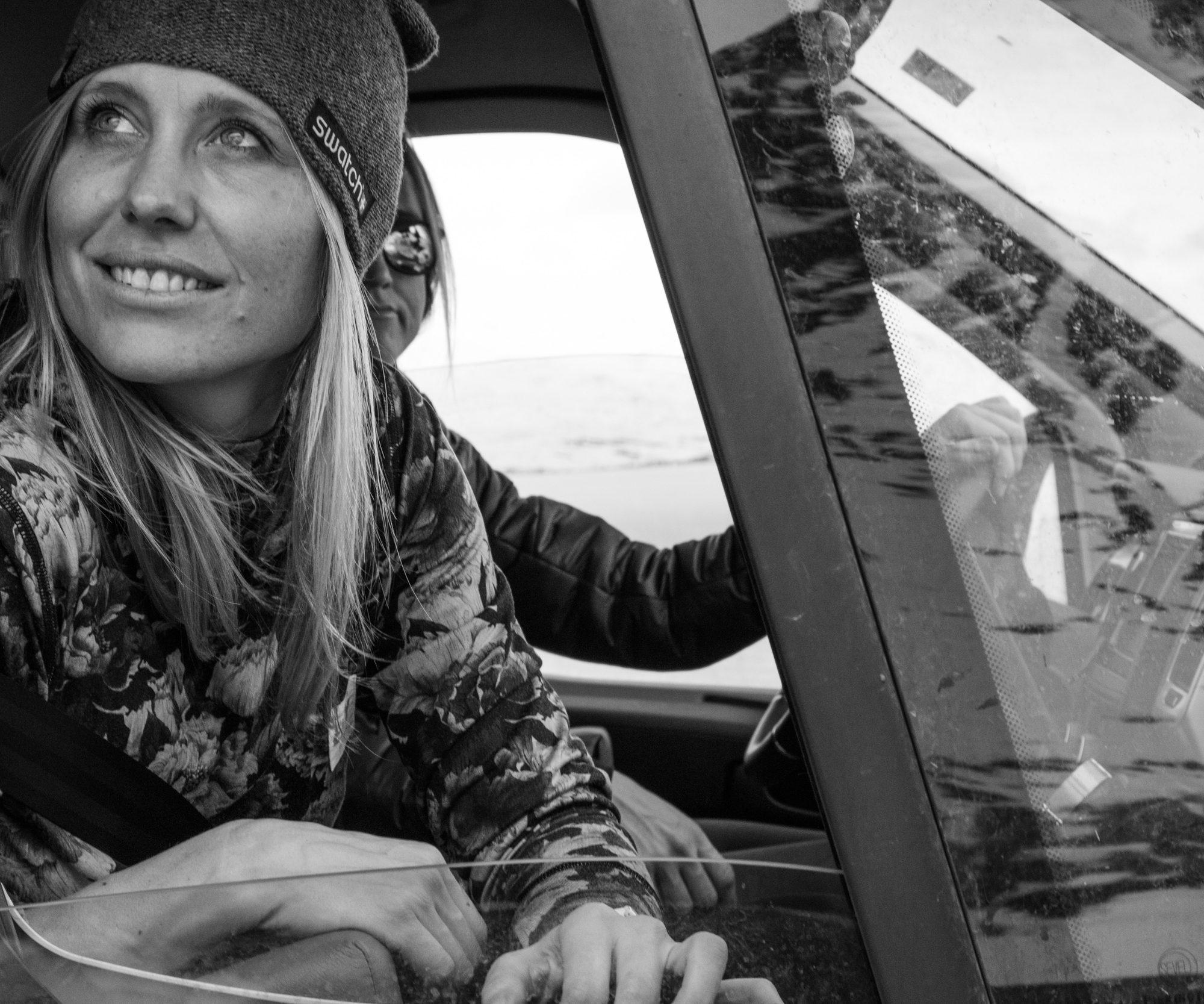 L'inspirante Anne-Flore Marxer nous présente son film, A Land Shaped By Women