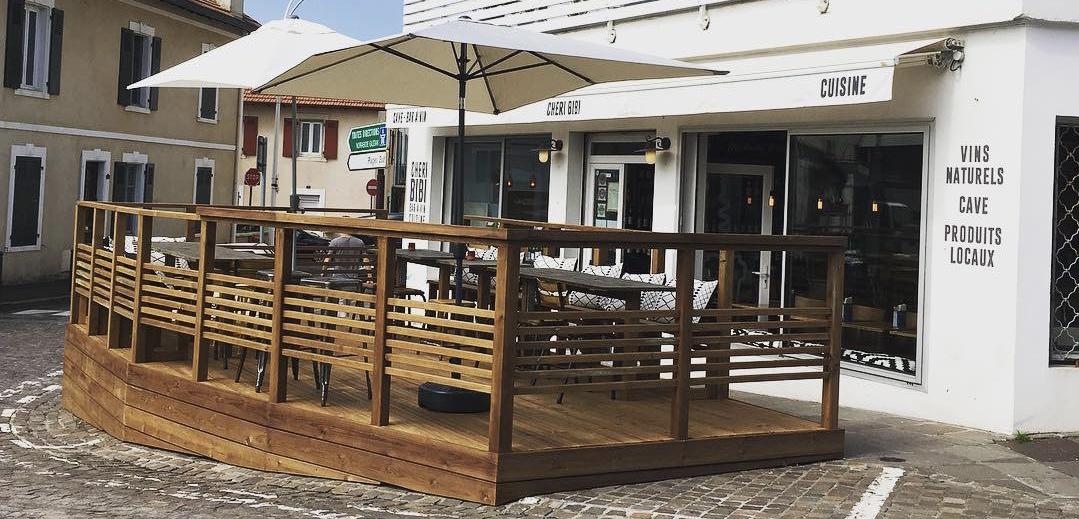 Food & drinks : les incontournables de Biarritz en été Cheri Bibi