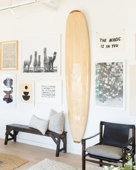 Surf décoration